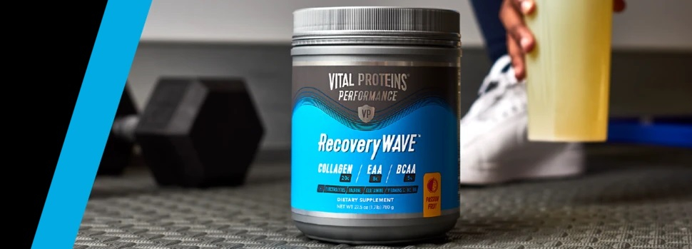 BCAAS & Recovery Supplements