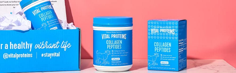 Collagen Powders & Peptides