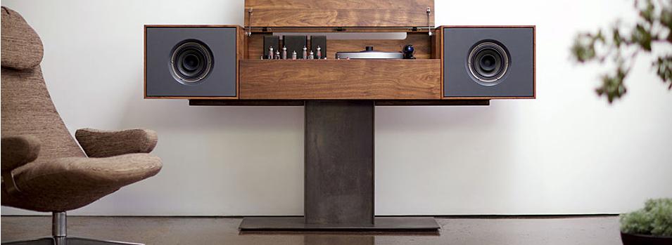 Stereo Shelf Systems