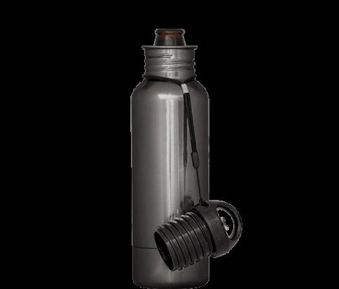 BottleKeeper - The Standard 2.0 - Black Chrome
