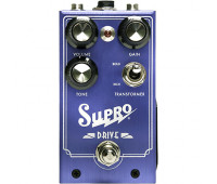 Supro - Drive Pedal with Expression Pedal Control
