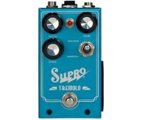 Supro - Tremolo Amplitude and Harmonic Tremolo & Drive Pedal