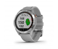 Garmin Approach S40, Stainless Steel/Powder Gray