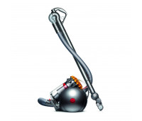 Dyson - Big Ball Multifloor Canister Vacuum - Nickel