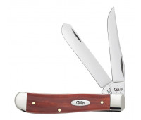 Case Knives - Smooth Chestnut Bone Mini Trapper