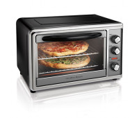 Hamilton Beach - Large Countertop Oven w/ Convection & Rotisserie