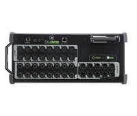 Mackie DL Series, Digital Wireless Live Sound Mixer 32-channel with Built-In WiFi and Onyx+ mic Preamps, Unpowered (DL32S)
