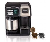 Hamilton Beach - FlexBrew 2-Way Coffee Maker w/ Thermal Carafe