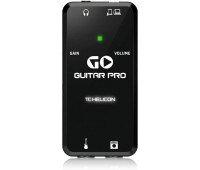 TC Helicon - Go Guitar Pro High-Definition Guitar Interface for Mobile Devices