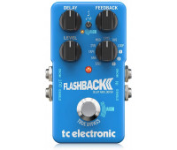 TC Electronic - Flashback 2 Tape/Analog Delay Stompbox Guitar Pedal
