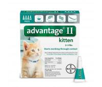 Bayer - Advantage II Kittenᅠ 2-5# 4