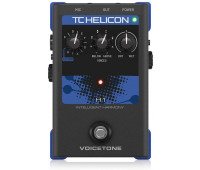 TC Helicon - VoiceTone H1 Vocal Harmony Effects Stompbox for Studio-Mastered Live Vocal Harmony