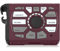 TC Helicon - Perform-VG Mic-Stand-Mount Vocal and Acoustic Guitar Effects Processor for Solo and Duo Performers