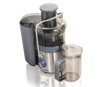 Hamilton Beach - Easy Clean Big Mouth 2-Speed Premium Juice Extractor Stainless