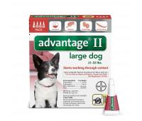 Bayer - Advantage II Dog Largeᅠ 21-55#