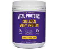 Vital Proteins - Collagen Whey Protein (Vanilla & Coconut Water, 20.8oz)