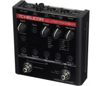 TC Helicon - VoiceTone Harmony G-XT Performance Harmony and Vocal Effects Stompbox for Singing Guitarists