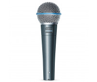 Shure - BETA 58A - Dynamic Vocal Microphone