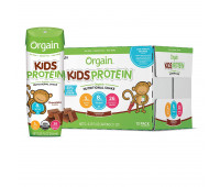 Orgain - Kids Protein Organic Nutritional Shake - Chocolate (8.25oz, 12 Pack)