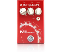 TC Electronics - Mic Mechanic 2 Battery-Powered Vocal Effects Stompbox with Reverb, Echo and Pitch Correction