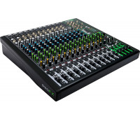 Mackie ProFX16v3  Unpowered 16-Channel Mixer with Pro Tools and Waveform OEM Software