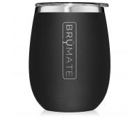 BrüMate - UNCORK'D XL 14oz Wine Tumbler - Matte Black