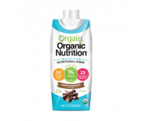 Orgain - Vegan Organic Nutrition Shake - Smooth Chocolate (11oz, 12 Pack)