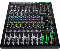 Mackie ProFX12v3  Unpowered 12-Channel Mixer with Pro Tools and Waveform OEM Software
