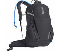 CamelBak - Rim Runner Hydration Pack, 85oz, Charcoal/Blue