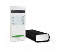 Qardio - QardioArm Wireless Blood Pressure Monitor - Arctic White