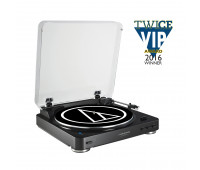 Audio Technica AT-LP60BK-BT Wireless Stereo Turntable
