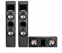 BIC America FH-6T Floorstanding Speakers, FH6-LCR, 3-Channel Home Theater System