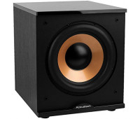 BIC America H-100II 12-Inch 150 Watt Front Firing Powered Subwoofer, (Black)
