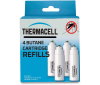 Thermacell - Mosquito Repellent Fuel Cartridge Refills - 4 Pack