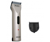 Wahl - Professional Animal ARCO Cordless Clipper Kit and 5-1 Diamond Blade Bundle, Champagne