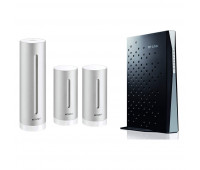 Netatmo bundle with Netatmo Weather Station, NWS01-US  +  Netatmo Indoor Module, NIM01-WW + TP-LINK Archer CR700 AC1750 Wireless Dual Band 16x4 DOCSIS 3.0 Cable Modem Router