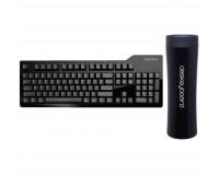 Das Keyboard Bundle With Model S Professional for Mac Mechanical Keyboard  + Das Keyboard Stainless Steel Tumbler