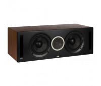 ELAC Debut Reference DCR52 Center Channel Speaker - Black/Walnut