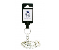 Teacher's Pet - Stainless Steel Slip Chain Training Collar - Strong, Durable, Weather Proof, Tarnish Resistant Metal Chain
