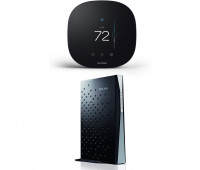 ecobee3 lite Smart Thermostat, 2nd Gen, Black + TP-LINK Archer CR700 AC1750 Wireless Dual Band 16x4 DOCSIS 3.0 Cable Modem Router