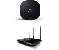 ecobee3 lite Smart Thermostat Bundle with TP-Link AC1900 Smart WiFi Router