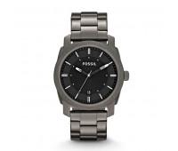 Fossil Men's Machine Smoke Stainless Steel Watch