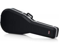 Gator Cases Deluxe Molded Case for 12-String Dreadnought Guitars