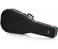 Gator Cases Deluxe Molded Case for Dreadnought Guitars