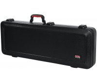 Gator Cases TSA Series ATA Molded Polyethylene Guitar Case for Standard Electric Guitars