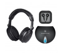 Innovative Technology - Wireless TV Listening Headphones