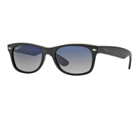 Ray-Ban Polarized New Wayfarer Matte Sunglasses