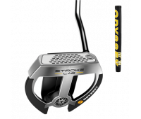 Odyssey Stroke Lab 2-Ball Fang Putter with Pistol Grip