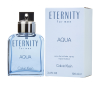 Calvin Klein Eternity Aqua for Men Eau de Toilette - 3.4 fl oz
