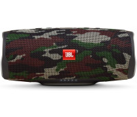 JBL Charge 4 Waterproof Portable Bluetooth Speaker with 20 Hour Battery - Squad Camo